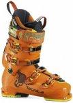 Blizzard - Cochise 130 DYN Herren Freeride Skischuh (orange/gelb) - 25,5 - UK 6,