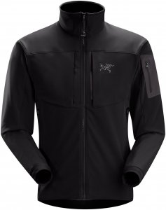 Arc'teryx - Gamma MX Jacket - Softshelljacke Gr XXL schwarz
