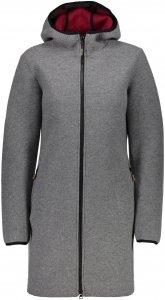 CMP W Coat FIX Hood Wooltech | Damen Freizeitmantel