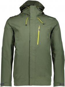 CMP M FIX Hood Jacket 2 Layer   Größe 48,50,52,54,56   Herren Freizeitjacke