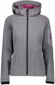 CMP W Jacket Zip Hood Softshell   Größe 34,36,38,40,42,44,46,48,50   Damen Freizeitjacke