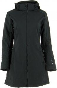 CMP W Zip Hood Coat Softshell   Größe 34,36,38,40,42,44,46,48,50,52   Damen Freizeitmantel