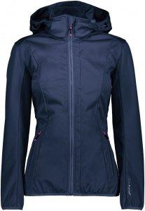 CMP W Zip Hood Jacket Light Softshell   Größe 36,38,40,42,44,46   Damen Freizeitjacke