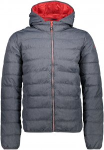 CMP M Zip Hood Jacket Polymelange   Größe 48,50,52,54,56,58   Herren Freizeitjacke