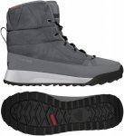 adidas Choleah Padded Climaproof Climawarm Grau, Female PrimaLoft® EU 38 -Farbe