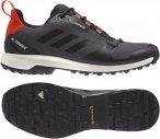 adidas Terrex Fastshell Climaproof Schwarz-Grau, Herren EU 42 2/3 -Farbe Utility