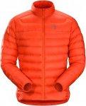 Arcteryx Cerium LT Jacket (Modell Sommer 2017) Orange, Herren Daunen Daunenjacke