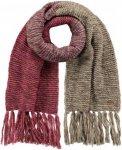 Barts Sacha Scarf Rot, Damen Schals, One Size