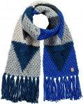 Barts Sonic Scarf Blau, Damen Schals, One Size