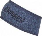 Bergans Hovden Headband Blau, StirnbänderStirnbänder ▶ %SALE 40%