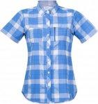Bergans Jondal Lady Shirt Short Sleeve | Größe XS,S,M,L,XL | Damen Kurzarm-Hem