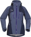 Bergans Oppdal Insulated Jacket Blau, Female Freizeitjacke, XS