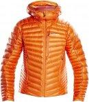Berghaus Extrem Micro Down Jacket Orange, Herren Daunen Daunenjacke, L