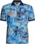 Bogner Men Jerry Blau, Herren Kurzarm-Shirt, 48