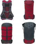 Boreas Bootlegger Grau | Größe One Size |  Alpin- & Trekkingrucksack