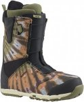Burton Ruler Braun-Schwarz, Herren Thinsulate™ Snowboardboots, MP 29.5 -UK 10.