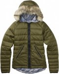 Burton Vesta Jacket Grün-Oliv, Damen Freizeitjacke, S