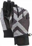 Burton WB Park Glove Grau, Female Accessoires, XS