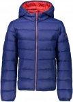 CMP BOY Zip Hood Jacket 3M Thinsulate Blau, Male Thinsulate™ Freizeitjacke, 17