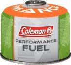 Coleman Ventilgaskartusche Performance C300 240g Grün, Brennstoffe & -flaschen