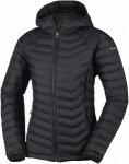 Columbia W Powder Lite Hodded Jacket   Größe XS,S,M,L,XL   Damen Freizeitjacke