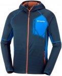 Columbia Triple Canyon Hooded Fleece Blau, Herren Fleece Jacke, M