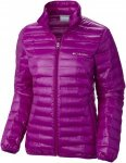 Columbia Flash Forward Down Jacket Lila/Violett, Damen Daunen Daunenjacke Damen