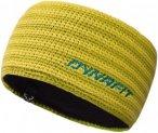 Dynafit Hand Knit Headband Gelb-Gestreift, Stirnbänder, Uni 58