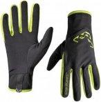 Dynafit Race Pro Underglove Schwarz-Gelb, Fingerhandschuh, Größe S -Farbe Blac