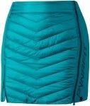 Dynafit TLT Primaloft Skirt Blau, Damen PrimaLoft® Röcke, 36