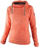 Edelrid Spotter Hoody Orange, Female Freizeitpullover, XS -34