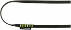 Edelrid Tech WEB Sling 12mm 90cm Schwarz, Kletterausrüstung, 90 cm