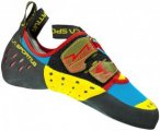 La Sportiva Mens OXYGYM, Blue -Red,