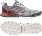 adidas Womens TERREX CMTK GTX, Grey Three -Chalk White -Easy Coral,