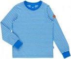 Finkid Rulla (Modell Sommer 2017) Blau-Gestreift, Kinder Langarm-Shirt, 80 -90