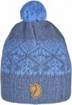 Fjällräven Kids Snowball Hat Blau, One Size -Farbe Uncle Blue, One Size
