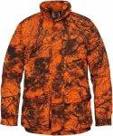 Fjällräven Brenner Pro Padded Jacket Camo Orange, Herren Jacke, M