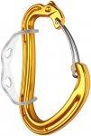Grivel Carryabiner Gelb | Größe One Size |  Eiskletterzubehör