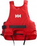 Helly Hansen Launch Vest, Alert Red,