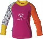 Isbjörn Kids Sun Sweater Pink, Kinder Langarm-Shirt, 122 -128 Kinder Langarm-Sh