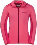Jack Wolfskin Kids Shoreline Jacket Pink, 152 -Farbe Hot Pink, 152