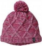 Jack Wolfskin Kids Stormlock Knit Cap Pink, Kinder Mütze, M