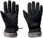 Jack Wolfskin Stormlock Highloft Glove (Modell Winter 2017) Schwarz, Damen Finge