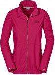 Jack Wolfskin Amber Road 2 Jacket Rot, Damen Freizeitjacke, XL
