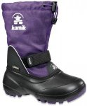 Kamik Kids Shadow 4G Lila/Violett, Kinder Gore-Tex® Winterstiefel, US 8 -EU 25