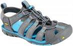 Keen W Clearwater CNX Grau / Blau   Größe EU 37   Damen Sandale