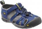 Keen Kids Seacamp II CNX Blau / Grau | Größe EU 36 | Kinder Sandale