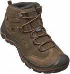 Keen Wanderer Mid Waterproof Braun, Male EU 42 -Farbe Cascade Brown -Bossa Nova,