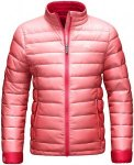 Kjus Girls Cypress Jacket Pink, Kinder Freizeitjacke, 128