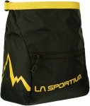 La Sportiva Boulder Chalk Bag Schwarz, One Size -Farbe Black, One Size